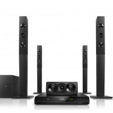Deals, Discounts & Offers on Electronics - Philips HTD5580 5.1 Ch DVD Home Theatre