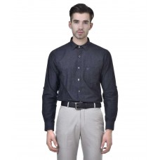 Deals, Discounts & Offers on Men - Kingswood Black Casual Shirt