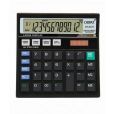 Deals, Discounts & Offers on Stationery - Orpat OT-512T Check & Correct Calculator