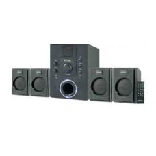 Deals, Discounts & Offers on Electronics - Get flat Rs.150/- off on Zebronics SPK SW400RUF 4.1 Multimedia Speaker.