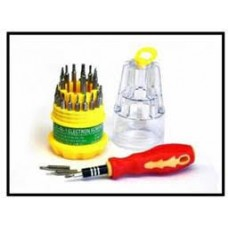 Deals, Discounts & Offers on Screwdriver Sets  -  Magnetic Multi-Function Toolkit 31 In 1
