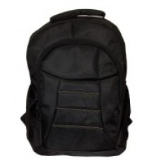 Deals, Discounts & Offers on Accessories - Petrox Black Polyester Casual Backpack