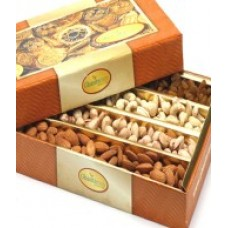 Deals, Discounts & Offers on Food and Health - Ghasitaram Gifts Dryfruits - Ghasitaram Gifts Dryfruit Box
