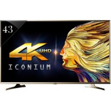 Deals, Discounts & Offers on Televisions - Vu 109cm (43) Ultra HD (4K) Smart LED TV