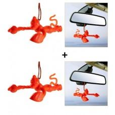 Deals, Discounts & Offers on Car & Bike Accessories - Car Hanging Hanuman God Idol