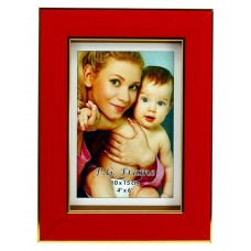 Deals, Discounts & Offers on Home Decor & Festive Needs - Indianara Red Acrylic Photo Frame