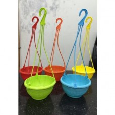 Deals, Discounts & Offers on Home Decor & Festive Needs - Malhotra Plastic Hanging Planter