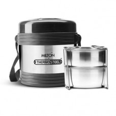 Deals, Discounts & Offers on Home & Kitchen - Milton Legend 2 Office Tiffin 2 Containers Lunch Box