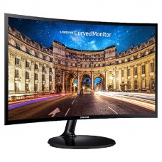 Deals, Discounts & Offers on Televisions - Samsung Curved LC24F390FHWXXL 23.6-inch Monitor