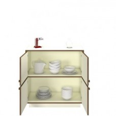 Deals, Discounts & Offers on Home Decor & Festive Needs - Forzza -Jeff Cabinet White