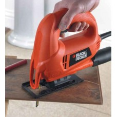 Deals, Discounts & Offers on Electronics - Black and Decker Plastic Jigsaw