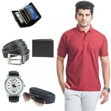Deals, Discounts & Offers on Accessories - BLE Men's Accessories Combo