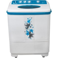 Deals, Discounts & Offers on Home Appliances - Hyundai 7.2 kg Semi Automatic Top Load Washing Machine
