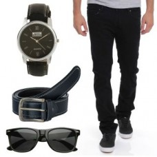 Deals, Discounts & Offers on Accessories - Stylox Black Jeans  Accessories