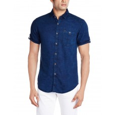 Deals, Discounts & Offers on Men Clothing - Locomotive Men's Casual Shirt