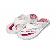 Deals, Discounts & Offers on Foot Wear - FTR Men's White Flip Flop