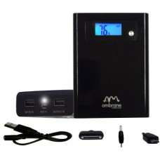 Deals, Discounts & Offers on Mobile Accessories - Ambrane P-1040 USB Portable Power Bank