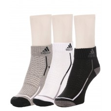 Deals, Discounts & Offers on Accessories - Adidas Men's Half Cushion High Ankle Socks