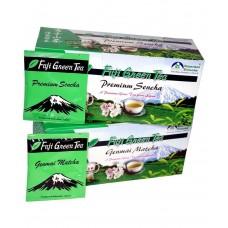 Deals, Discounts & Offers on Food and Health - Robertson Shizuoka Imported Fuji Green Tea Bags Combo of Japanese Premium Sencha