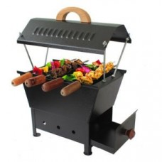 Deals, Discounts & Offers on Home & Kitchen - Carry On Bbq-ing Small Barbecue Set