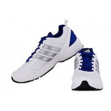 Deals, Discounts & Offers on Foot Wear - Adidas Albis 1.0 White Sports Shoes @ Rs.1785/-