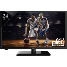 Deals, Discounts & Offers on Televisions - Vu 60cm (24) Full HD LED TV