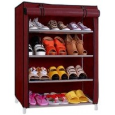Deals, Discounts & Offers on Home Decor & Festive Needs - Exttra Rs.150 Off On Collapsible Shoe Racks
