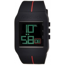 Deals, Discounts & Offers on Men - Fastrack Casual Digital Black Dial Men's Watch