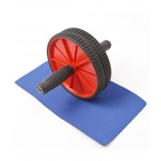 Deals, Discounts & Offers on Sports - Iris Fitness Dual Wheel Ab Wheel