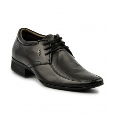 Deals, Discounts & Offers on Foot Wear - Lee Cooper Black Formal Shoes