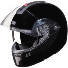 Deals, Discounts & Offers on Car & Bike Accessories - Studds Helmet - Ninja 3G Double Visor Black