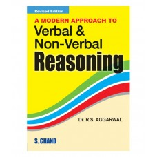 Deals, Discounts & Offers on Books & Media - A Modern Approach to Verbal & Non Verbal Reasoning Paperback