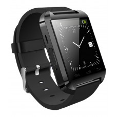 Deals, Discounts & Offers on Electronics - Bingo Black U8 Bluetooth Smartwrist Watch Phone Mate for IOS Android Samsung