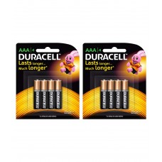 Deals, Discounts & Offers on Cameras - Duracell Alkaline Battery Aaa 8'S With Duralock Technology