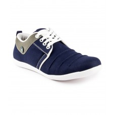 Deals, Discounts & Offers on Foot Wear - GS Blue Sneaker Shoes