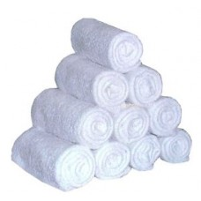 Deals, Discounts & Offers on Home Decor & Festive Needs - White Color Face Towel
