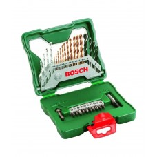 Deals, Discounts & Offers on Screwdriver Sets  - Flat 6% off on Bosch X30Ti Drill Bit Se