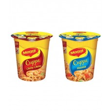 Deals, Discounts & Offers on Food and Health - Flat 19% off on Maggi Cuppa Masala