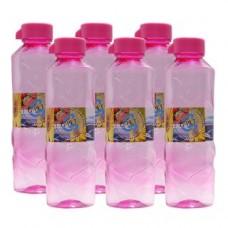 Deals, Discounts & Offers on Accessories - G-PET Fridge Water Bottle Poppy  Pink