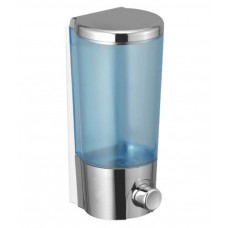Deals, Discounts & Offers on Home Appliances - Royal Indian Blue Craft and Silver Liquid Soap and Lotion Dispenser