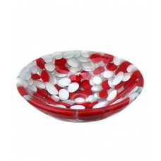 Deals, Discounts & Offers on Home Appliances - Shayona Red & White Acrylic Wash Basin