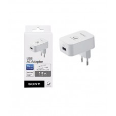 Deals, Discounts & Offers on Mobile Accessories - Sony Usb 2.1 Amp Ac Adaptor Cp-ad2 With Micro Usb Cable