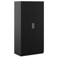 Deals, Discounts & Offers on Furniture - Spacewood Solo 2 Door Wardrobe