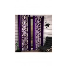Deals, Discounts & Offers on Home Appliances - Flat 78% off on Home Sizzler Supremo  Window Curtain