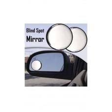 Deals, Discounts & Offers on Car & Bike Accessories - Car Blind Spot Convex Rear View Mirror