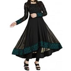 Deals, Discounts & Offers on Women Clothing - Utsav Designer Bulletraja Georgette Anarkali Suit