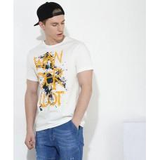 Deals, Discounts & Offers on Men Clothing - Wanderlust Graphic Tee