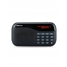 Deals, Discounts & Offers on Entertainment - Flat 31% off on Portronics Portable Speaker