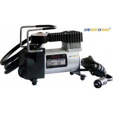 Deals, Discounts & Offers on Electronics - Autofurnish Destorm Air Compressor Pump Tire Inflator  Electric Car Bike Suv Metal