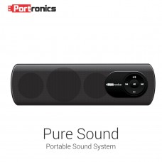 Deals, Discounts & Offers on Electronics - Portronics Pure Sound  Portable Speaker System
